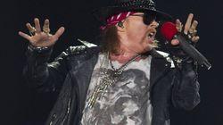 Les Guns N'Roses s'emparent de Vegas