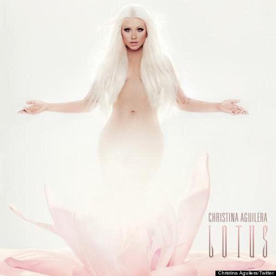 La chanteuse Christina Aguilera vêtue de son plus simple appareil sur son nouvel album