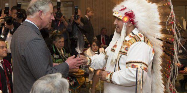 Canada: les Amérindiens demandent à rencontrer la reine Elizabeth
