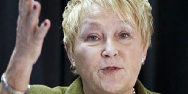 Pauline Marois trouve «bien dommage» qu'il n'y ait pas d'alliance