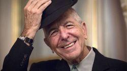 Leonard Cohen X 2 au Centre