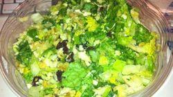 Retrait d'une salade bio contaminée qui peut causer la