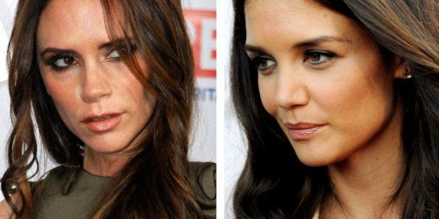 Semaine de la mode de New-York: Katie Holmes et Victoria Beckham présentent leur défilé en même
