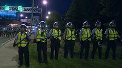 Manifestation nocturne pour une 28e fois
