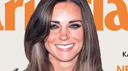 Kate Middleton en dessin sur la une de Marie Claire South Africa