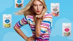 Sugarpova: les fabuleux bonbons de Maria Sharapova