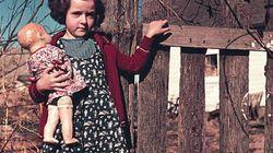 Rares photos d'enfants des années