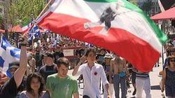 Une Journée des Patriotes solidaire au mouvement