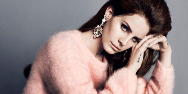 Lana Del Rey, la chanteuse de l'labum «Born to Die», est le nouveau visage de
