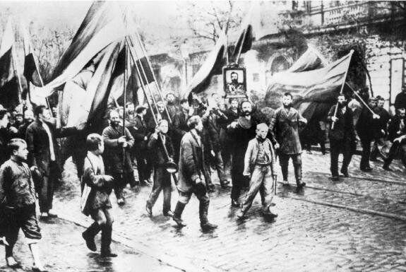 Une révolution communiste?