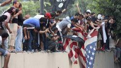 Vives tensions envers les Américains en Égypte et en