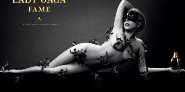 Lady Gaga Fame: la star présente son parfum en dévoilant sur Twitter la première image de la campagne...