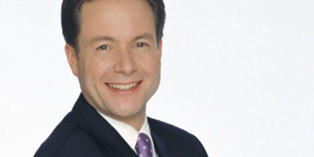 Sébastien Bovet, chef de bureau et analyste politique de Radio-Canada à Québec