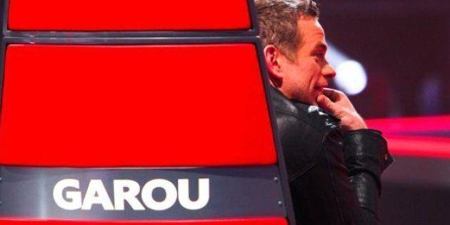 Garou de retour dans le jury de The Voice pour une deuxième