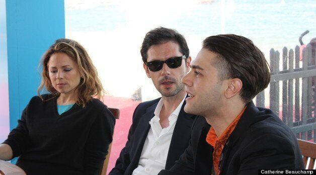 Lendemain de Cannes pour le film Laurence Anyways de Xavier Dolan (VIDÉO,