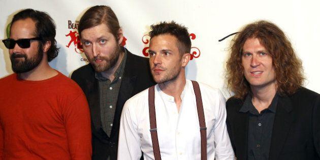 The Killers annonce les chansons de son prochain