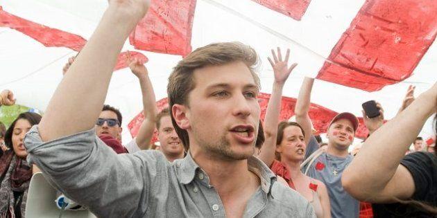 Réunie en congrès à Québec, la CLASSE peaufine sa stratégie