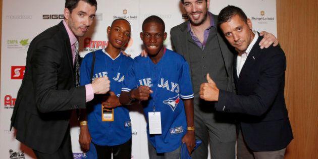 Le Festival du film de Toronto 2012 s'est ouvert «non officiellement» avec deux fêtes, le Producer's...