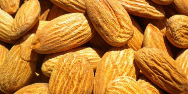 Amandes et diète: ces noix contiennent 20 % moins de calories qu'on le croyait au départ