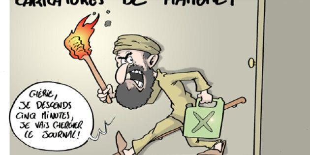 Charlie Hebdo: quelles réactions après les caricatures de