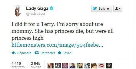 Lady Gaga révèle trois titres de son nouvel album