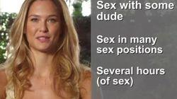 Qui veut faire une vidéo sexuelle avec Bar Refaeli