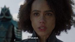 Missandei's Nathalie Emmanuel Has Fiery Response To Shocking 'Game Of Thrones'