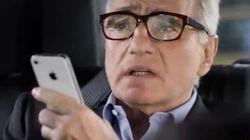 Quand l'iPhone vient en aide à Martin