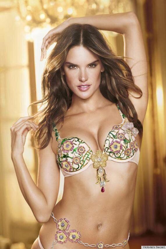 Un soutien-gorge Victoria's Secret qui vaut 2,5 millions