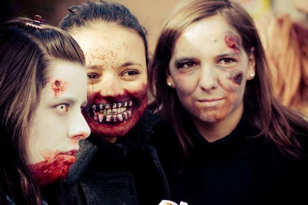 La marche des zombies de Montréal: entrevue avec Vincent