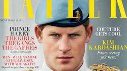 Le prince Harry nommé «Homme de l'année»