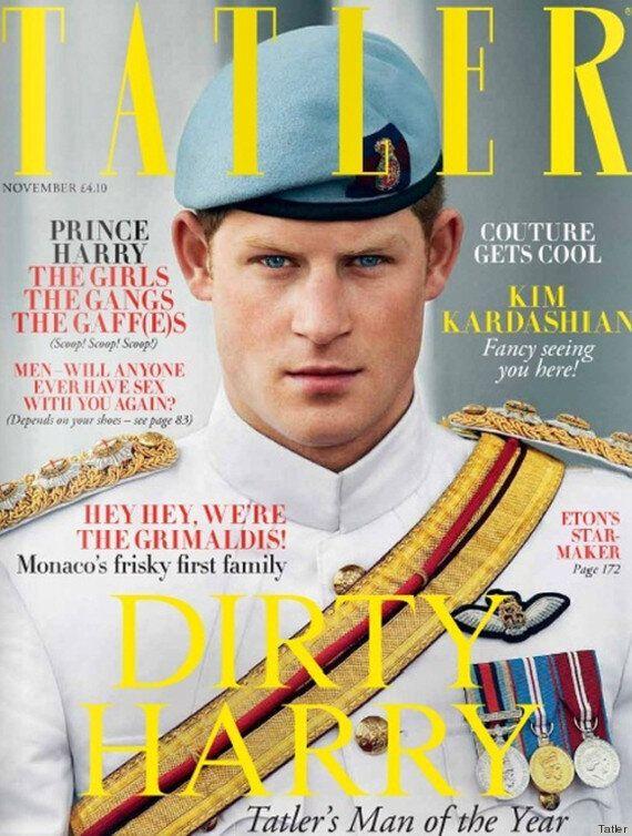 Le prince Harry est nommé «Homme de l'année» du magazine Tatler