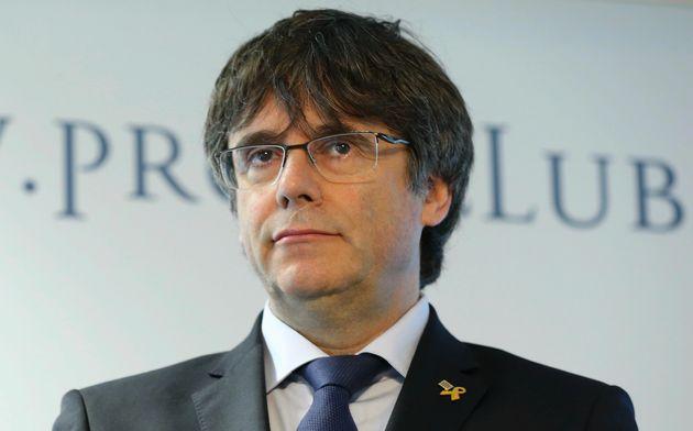 Européennes: L'ex-président de la Catalogne Puigdemont peut se