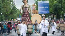Fête nationale: Défilé des Géants et Fêtes de quartier