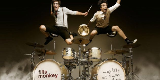 Fills Monkey: The Incredible Drum Show à Zoofest : l'art de tout dire en sons et en