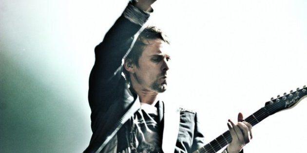 La tournée de Muse s'arrêtera au