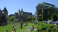 Classement des universités: McGill en baisse, UdeM en
