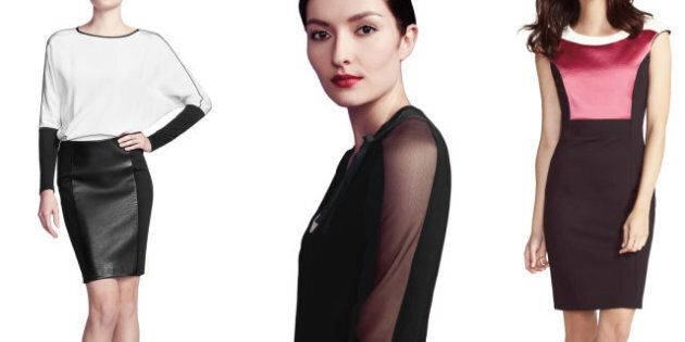 Reitmans fait appel à la griffe Martin Lim pour sa collection de robes du temps des