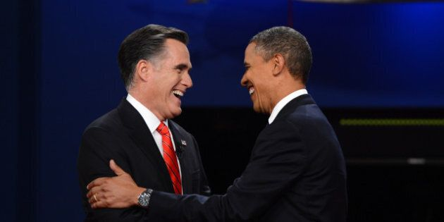 Romney pavoise et Obama tente de rebondir au lendemain du débat présidentiel