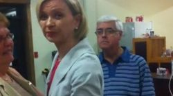 Lise Proulx parle à demi-mots d'élections