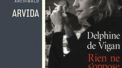 Prix des libraires: Samuel Archibald et Delphine de Vigan