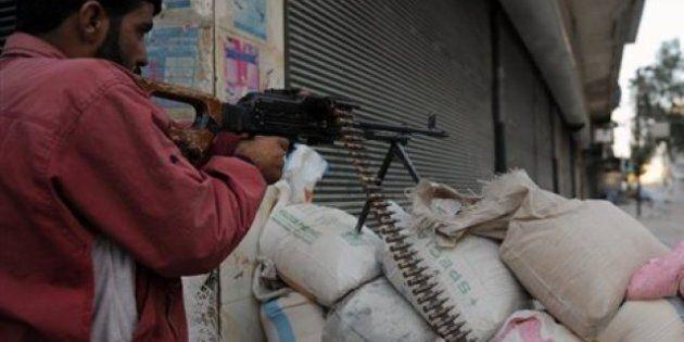 Syrie : Alep mitraillée par les forces du