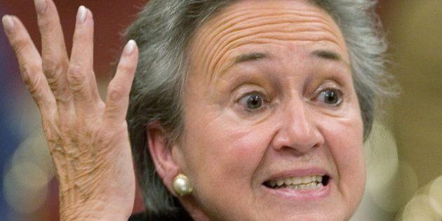 Lise Thibault demande l'annulation de son