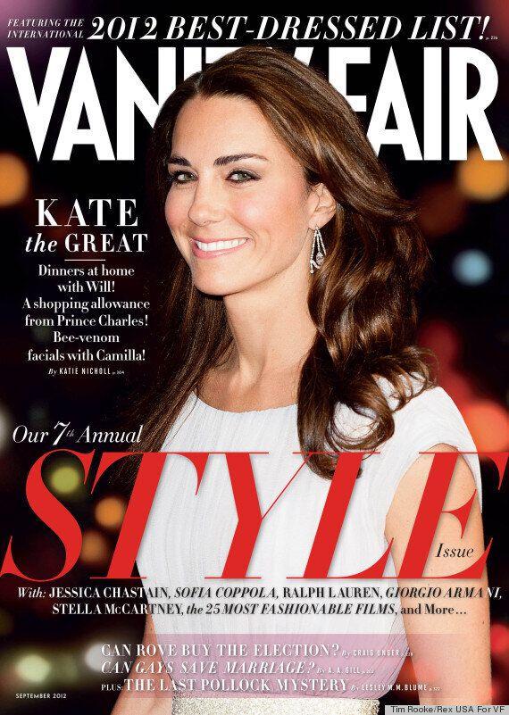 Mode: Kate Middleton, la star la mieux habillée selon «Vanity Fair»