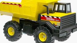 Sony prépare des films inspirés des camions-jouets Tonka et du jeu