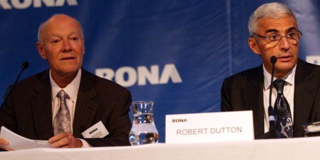 Rona rejette une proposition d'acquisition présentée par la société