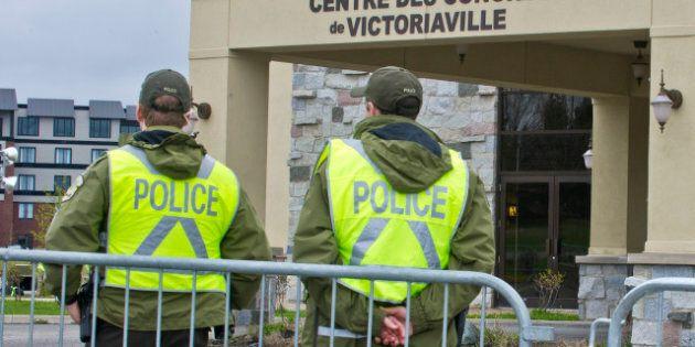 Victoriaville: une petite ville prise malgré elle au coeur du conflit étudiant
