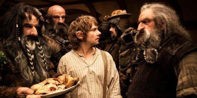 Le «Hobbit» de Peter Jackson au cinéma sous forme de trilogie