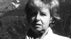 La romancière Suzanne Martel est