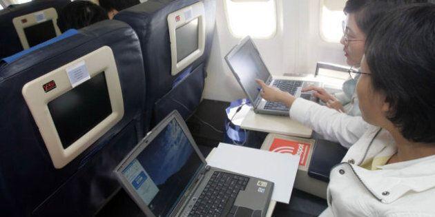 Internet à bord des avions Air France et KLM: une connexion possible en plein